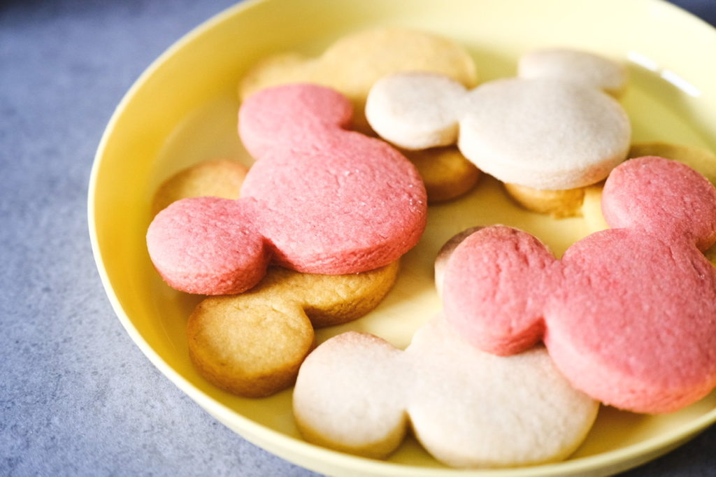 Mickey Mouse biscuits