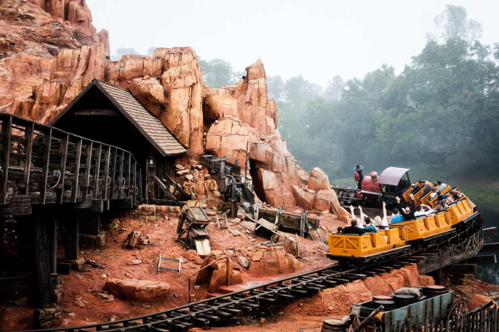 Enjoy the ride after making your Fastpass selections!