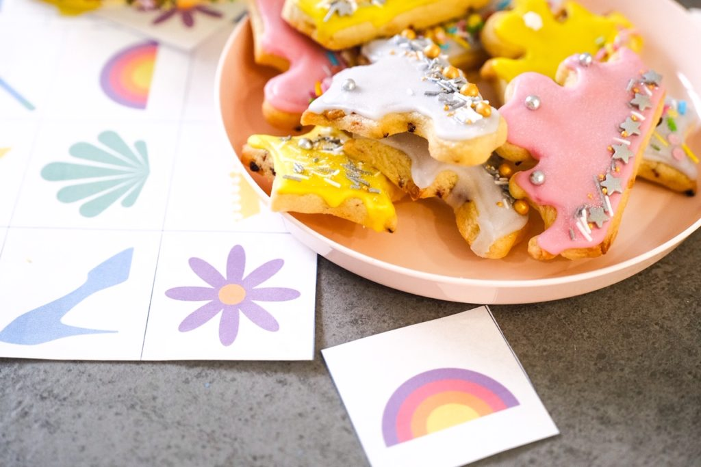 Princess activities inspired by Disney